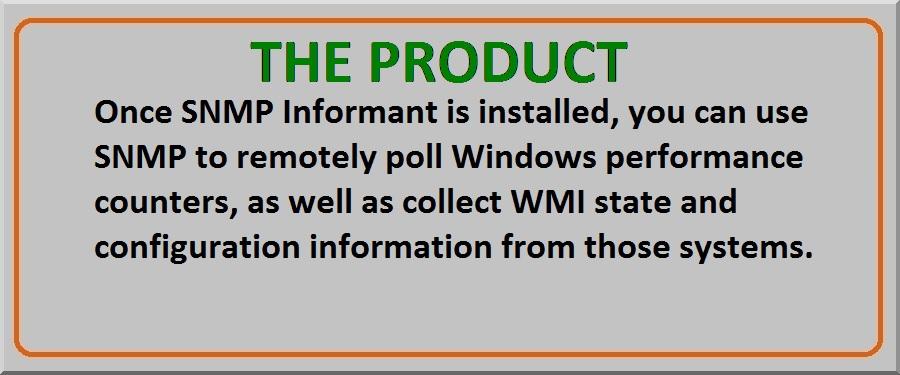 SNMP Informant